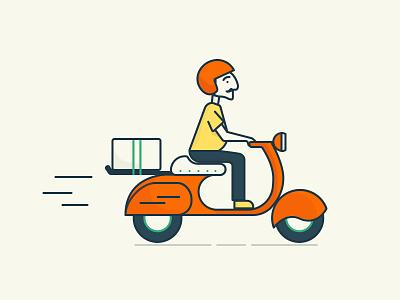 Food Delivery food delivery delivery ui design illustration