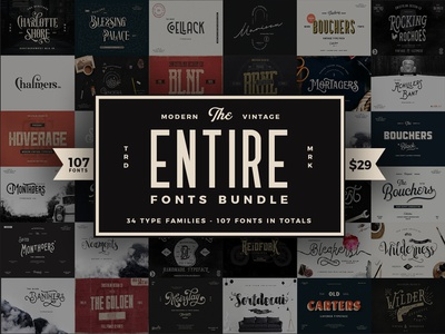 Entire Store Bundle retro logo vintage logo hipster geometric cursive script sale font bundle bundle logo font logo handdrawn monoline vintage lettering texture handmade typography handlettering