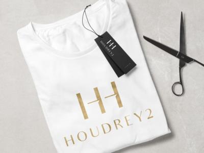 Houdrey Monogram T-Shirt