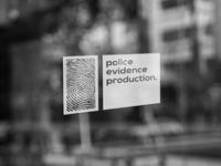 Police Evidence Production Logo