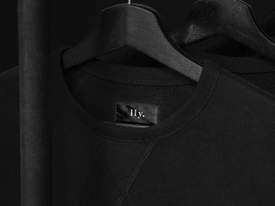 lly. Fashion Label Visual