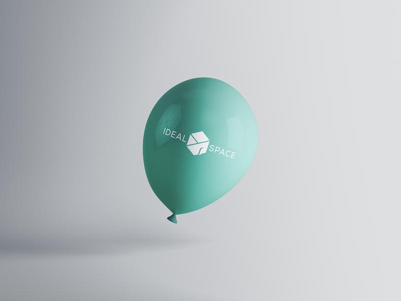 Ideal Space Balloon Visual