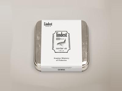 Lindest Caviar Packaging
