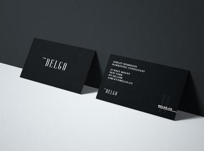 Belgo Business Card