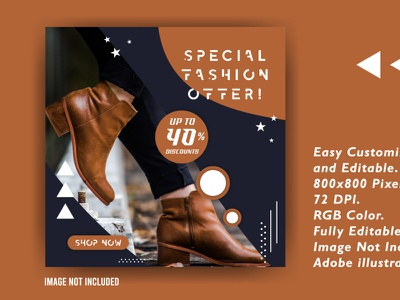 Social Media Ads Banner creative background erase voucher sell banner photoshop background vector illustration flat design