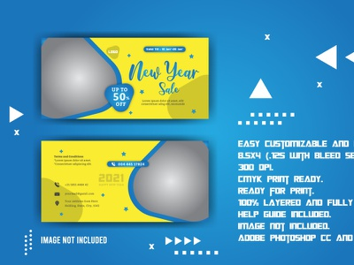 Creative Gift Voucher Design voucher design voucher logo social media creative photoshop background vector illustration flat design