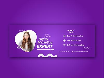 Social Media Banner Templates corporate marketing digital web poster banner ads branding photoshop creative background vector illustration flat design
