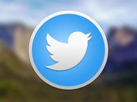 Twitter Yosemite