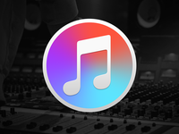 Apple Music icon for El Capitan
