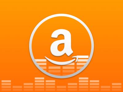 Amazon Music Icon download icon