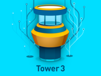 Tower 3 replacement Icon