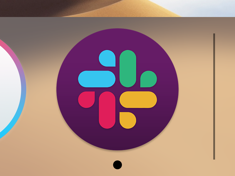 Slack mojave icon