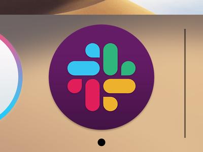 Slack Mojave Icon osx slack download mac app icon