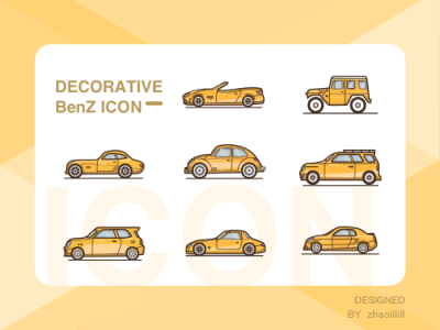 BenZ ICon  Design