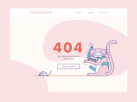 404 — Scratching Post