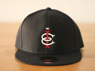 Inland Empire  spokane illustration pnw sports baseball lettering monogram branding logo apparel hat