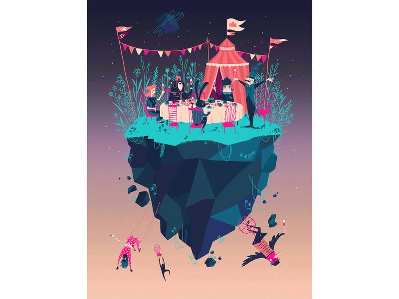 Bis'art festival poster (2016)