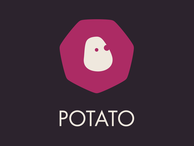 New logo for Potato