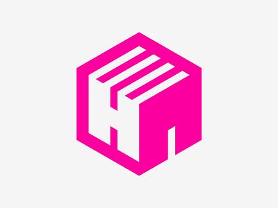 HN London conferences branding design icon logo