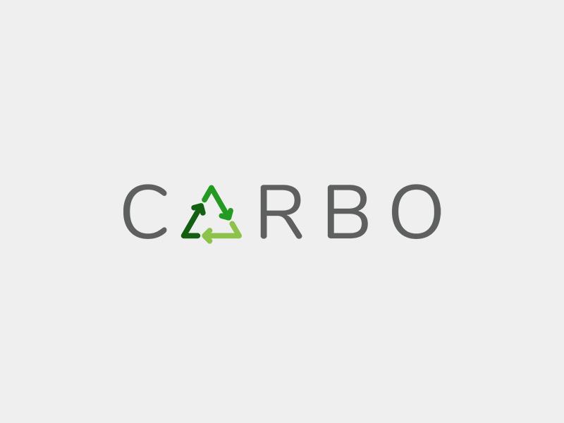 Carbo Logo identity branding logo