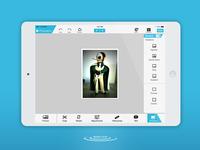 Photogene for iPad iOS7 makeover