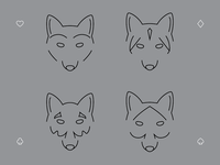 Wolf Suits