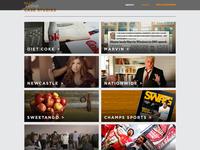 Fast Horse Website, Work