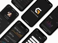 GoldRise Exchange App