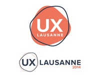 Logo for UX Lausanne