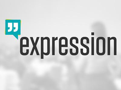 Logo for Expression logo expression