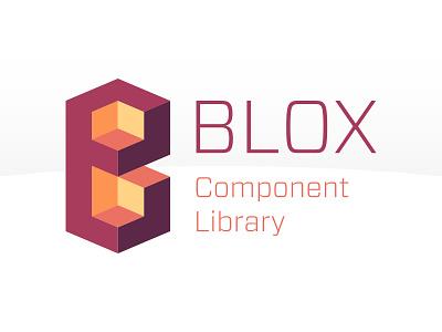 Logo for Blox logo blox