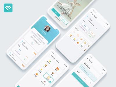 Hobbihub App Design