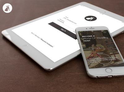 Wedding App Design