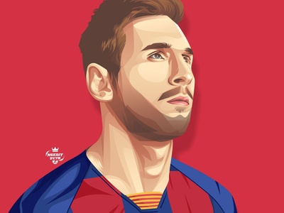 Fantastic the maestro, King Lionel Messi
