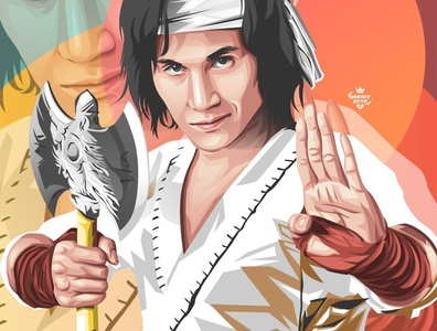 Wiro Sableng is one of Indonesia's superheroes