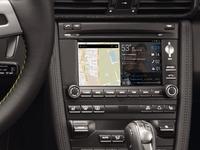 Car in-dash interface