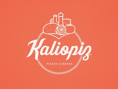 Kaliopiz Logo: Alternative 1