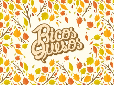 Ricos Quesos Autumn