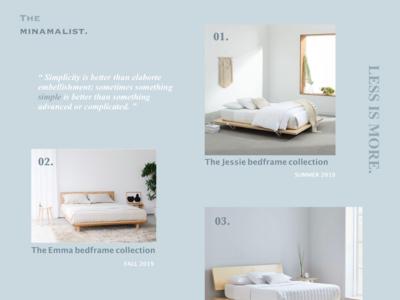 #DailyUI #051 #UI #presspage #minimalist