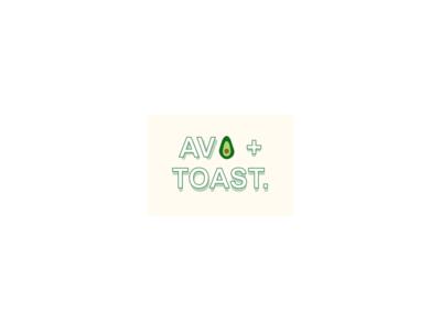 #DailyUI #UI #052 #logodesign #logo #avocado
