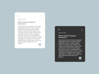 #DailyUI #UI #065 #noteswidget #notes