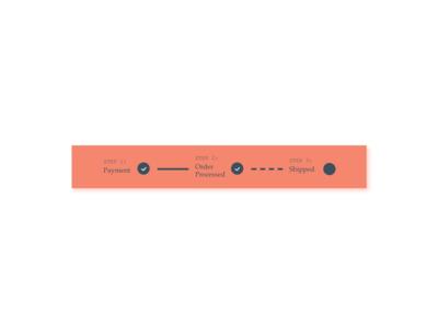 #DailyUI UI #086 #progressbar
