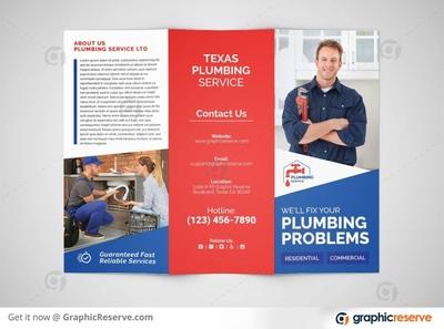 Plumber Tri-Fold Brochure Template tri-fold brochure tri-fold plumbing brochure plumber tri-fold brochure plumber brochure template plumber brochure plumber brochure template brochure