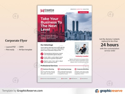 Corporate Flyer multipurpose flyer business flyer design creative flyer creative design corporate flyer corporate business flyer corporate business flyer a4 flyer
