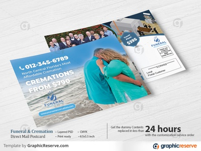 Cremation & Funeral Direct Mail EDDM Postcard flyers multiple postcards memorial funeral cards memorial card funeral service psd template funeral flyer funeral direct mail eddm funeral card funeral booklet cremation services cremation flyers cremation celebration of life announcement funeral service