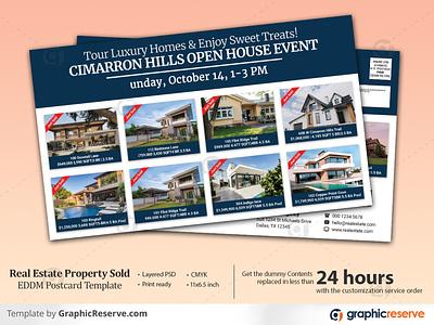 Real Estate Property Sold EDDM Postcard Template just sold postcards covid 19 just sold eddm postcards eddm real estate postcards real estate eddm postcards real estate eddm postcard