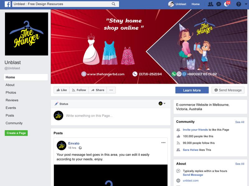 Facebook Cover Page Design facebook cover design facebook cover photo facebook banner facebook cover facebook