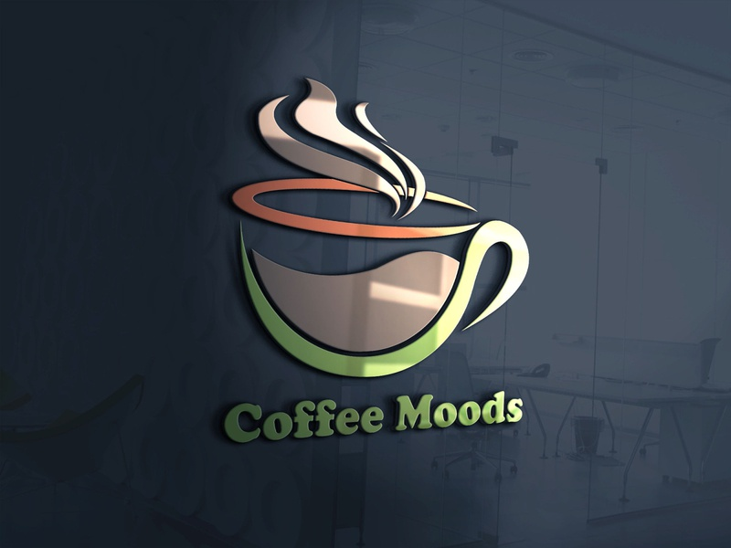Coffee Modes Logo Design creative logo brand identity logo design logo