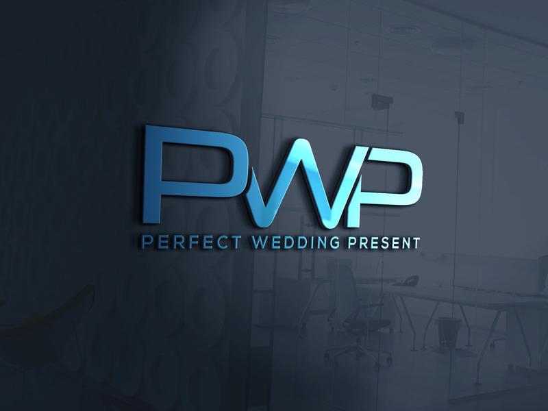 PWP Logo Design qwp logo unique logo unique logo design creative logo brand identity logo design logo