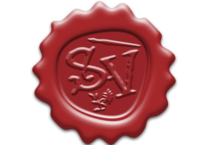 Wax Stamp Signature